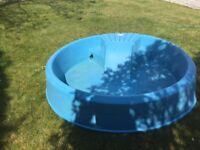 Little tikes outdoor paddling pool