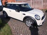 MINI ONE 1.6 2013 PETROL 46k MILES *OPEN TO OFFERS*