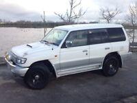 MITSUBISHI PAJERO LTD EDITION 3.5GDI V6 PETROL AUTO WHITE ** ONE OF A KIND!!! ++ MANY EXTRAS!!! **