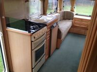 *****ABBEY SE 5 BERTH CARAVAN - EXCELLENT CONDITION, WELL MAINTAINED, FROM SMOKE/PET FREE HOME*****