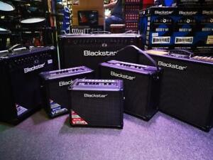 GUITAR AMPS BLACKSTAR