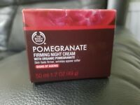 Pomegranate firming day and night cream organic