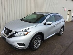 2015 Nissan Murano SL ALL WHEEL DRIVE | V6 | SUNROOF + BACKUP...