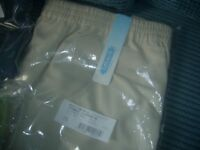 5 Pairs of Ladies Trousers Brand new in packets 1 size 20, 4 size 24