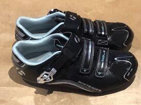 Women's Bontrager cycling shoes
