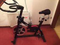 Spin / Exercise Bike - JLL IC300- as new condition