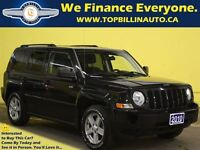 2010 Jeep Patriot North Edition, Only 73K, Certified