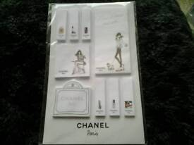 CHANEL POST IT NOTES