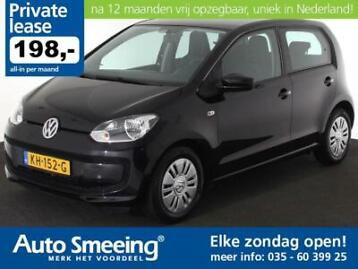Volkswagen up! 1.0 move up! BlueMotion Navigatie