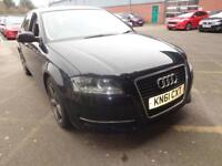 AUDI A3 1.6 Technik 5dr (black) 2011