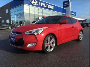 2012 Hyundai Veloster Tech Leather-Navigation-Sunroof