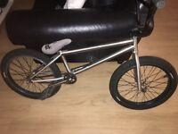 Chrome BMX for sale