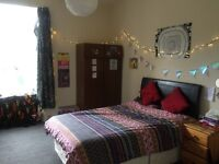 Large bedroom available in 2 bed flat