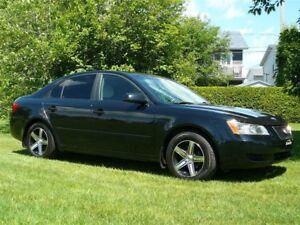 2007 Hyundai Sonata SEULEMENT 116 000KM!! accord camry altima ci
