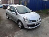 2007 (07 reg), Renault Clio 1.4 16v Dynamique, FREE 12 MONTHS BREAKDOWN & 3 MONTHS WARRANTY, £1,695