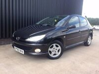 2008 Peugeot 206 1.4 Look 5dr Low Mileage, Service History Long MOT* 28 Days Warranty May Px