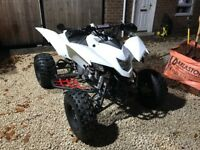 On road quad quadzilla xls500cc