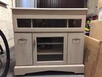 Caxton Limed Oak TV Unit
