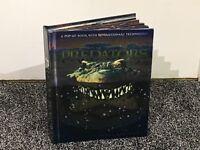 Predator popup book (really cool)