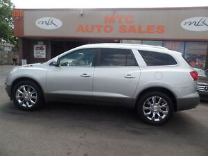 2010 Buick Enclave CXL 7 PASSENGER, LEATHER, DVD, AWD