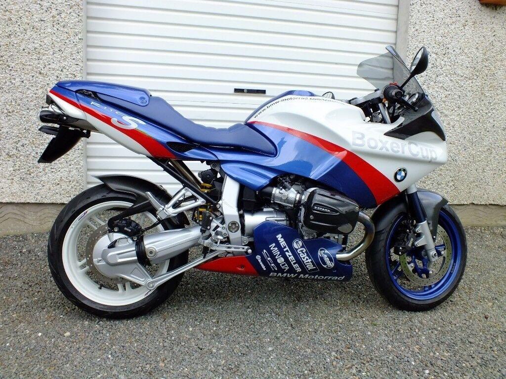 BMW R 1100 S Boxer Cup genuine bike