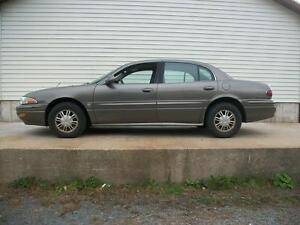 2002 Buick Le Sabre CUSTOM 4 DOOR AUTOMATIC