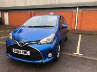 2015 Toyota Yaris Icon vvt-i low miles !!