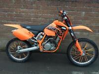 Ktm 450 Exc f spares or repairs SHEPYSBIKES £795