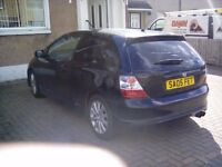 Honda Civic Sport 1.6i VTec, Mot Mar 17 car is still running and being used on a daily basis!!