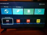 Tv 49 inches fully smart tv