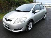 TOYOTA AURIS T3 VVT-1, 2008, 1.4, full service history, 1 previous owner