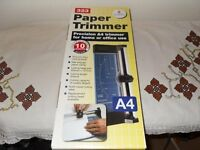 A4 Precision Paper trimmer