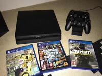 Brand new Playstation 4 ,games, controls