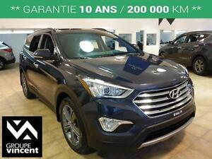 2016 Hyundai Santa Fe XL LIMITED ** CAMERA DE RECUL **