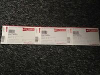 3 Ricky gervais humanity tickets for 8th of June The playhouse Edinburgh