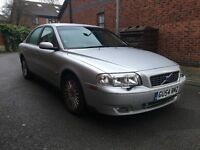 VOLVO 2004 (54) PETROL AUTO, 1 OWNER, FULL S/HISTORY + CAMBELT, X2 KEYS, HEATED LEATHER, AUTOMATIC