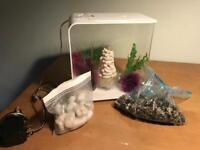 Biorb Flow 15 litre nano fish tank