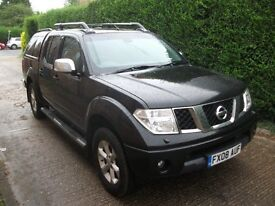 Nissan Navara 2.5 dCi Long Way Down Expedition 4dr 12 MONTHS WARRANTY FREE INCLUD
