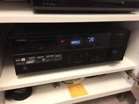 Yamaha RX-V465 Home Cinema 5.1 AV Receiver (mint condition with packaging)