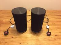 1 x Samsung R3 - 360 Smart BlueTooth Speakers