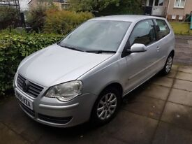 Automatic VW Polo II - 1.4 16v - 2005 - Silver - Mot till Aug 2018 - £1650 ono - Viewing available