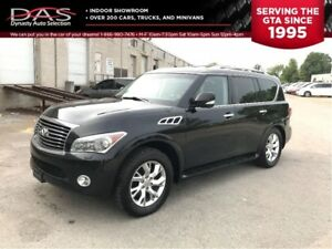 2011 Infiniti QX56 TECH PKG NAVIGATION/REAR VIEW CAMERA/7 PASS/D