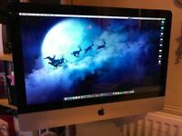 "Apple iMac 21.5"" mid 2011 Quad Core"