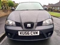 2007 Seat Ibiza Sport 1.9 Tdi Diesel Drives Superb. Low Miles like polo