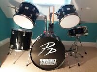 Full size performance percussion drum kit