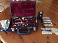 Yamaha clarinet 26II excellent for beginner