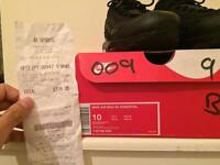 Nike air max 95 essential black size uk 9