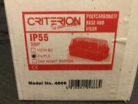 CRITERION IP55 BULKHEAD