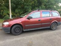 Astra Estate reasonable condition tow bar roof rack