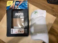 "AERO Cricket Lower Body Protector (""Stripper"") - P2 Right Hand - BNIB"
